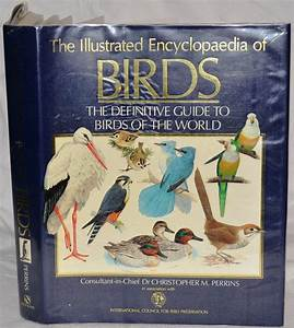 The Illustrated Encyclopaedia Of Birds  Definitive Guide