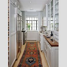 Galley Style Kitchen Design Ideas For The Abode