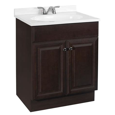 custom vanity top with integrated sink shop project source java integral single sink bathroom