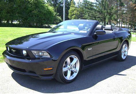 John's 2012 Mustang – Twin Tiers Mustang Club
