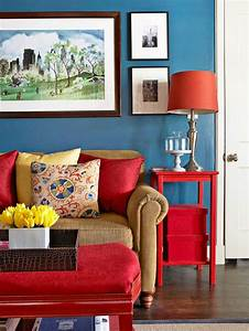 Feature, Friday, Red, White, And, Blue, Decor