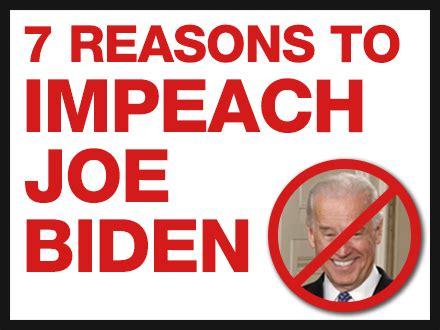 reasons  impeach joe biden mad magazine