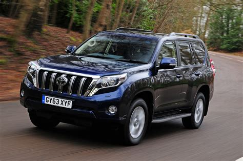 Toyota Land Cruiser by Toyota Land Cruiser Review Auto Express