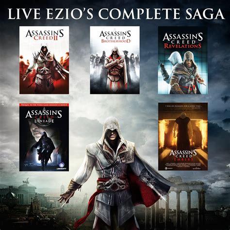 gamer gift assassin 39 s creed the ezio collection ps4 eu