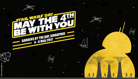 STAR WARS DAY: MAY THE 4TH BE WITH YOU Festival @ Gardens ...