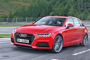 Der A6 Und Weitere Audi Neuheiten Bis 2019 Bilder