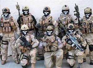 Speaking of U.S. Soldiers wearing Skulls / Deaths head.