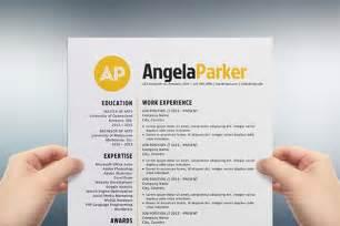 unique resume template microsoft word 15 microsoft word resume templates and cover letters