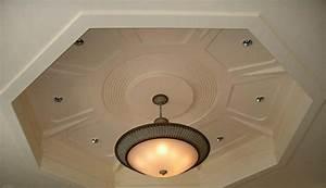 deco plafond platre moderne au maroc With decoration salon avec platre