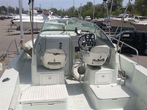 Starcraft Expedition Boats For Sale by 1999 25 Foot Starcraft Expedition Fishing Boat For Sale In