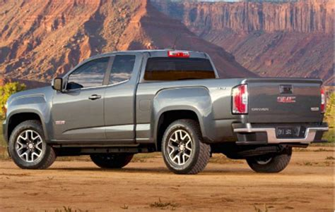 2020 Gmc Canyon Release Date, Review And Price