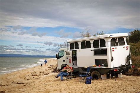 EarthCruiser Arrives Stateside - Expedition Motorhome ...