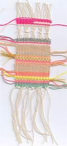 Weave  Cloth  Warp  Weft  Weaving Diagram  Beginning Weaving  Illustration  Pattern  Design