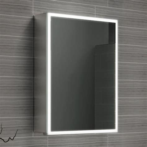 cosmic illuminated led mirror cabinet