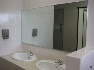 Toilet Mirror   Glass Network Malaysia