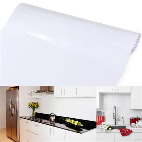 10mx 61cm Wide Bathroom Kitchen Vinyl Tile Stickers Covers