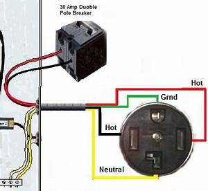 220 Volt Outlet Wiring Diagram : how should i wire a 3 prong dryer to 4 prong plug ~ A.2002-acura-tl-radio.info Haus und Dekorationen