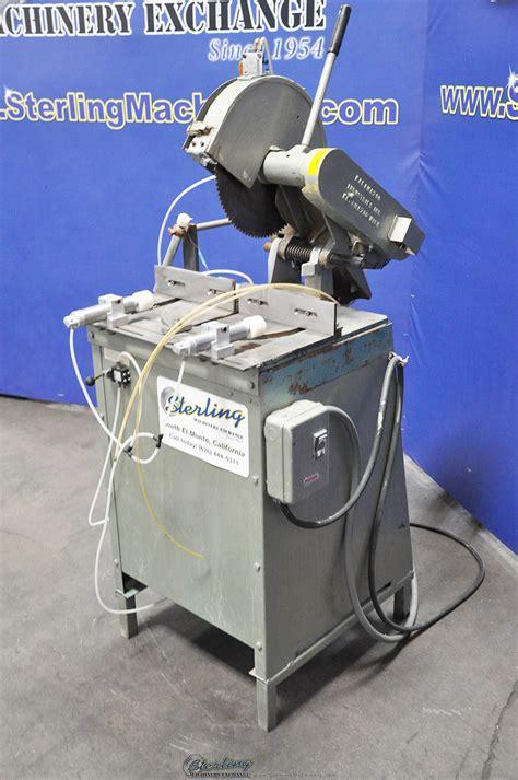 kalamazoo wet abrasive chop  abrasive friction