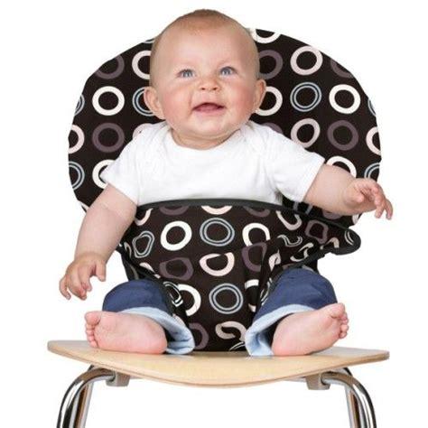 chaise haute adulte le si ge nomade totseat permet de s curiser votre enfant d