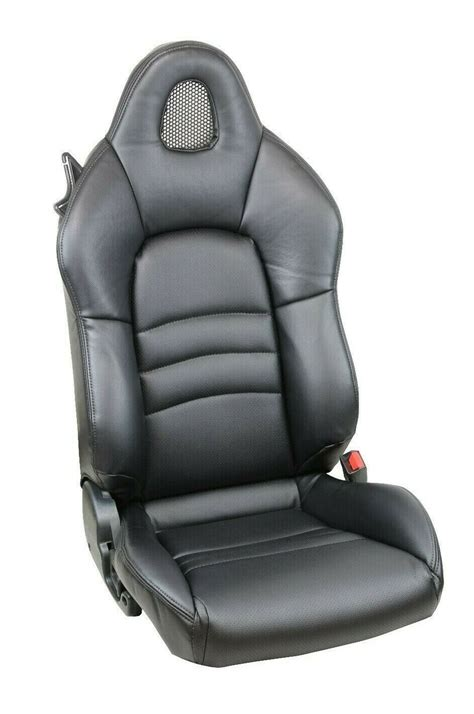 honda  front seat covers black