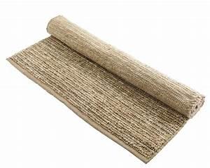tapis jute tapis jute de matiere et couleur naturelles With tapis matiere naturelle
