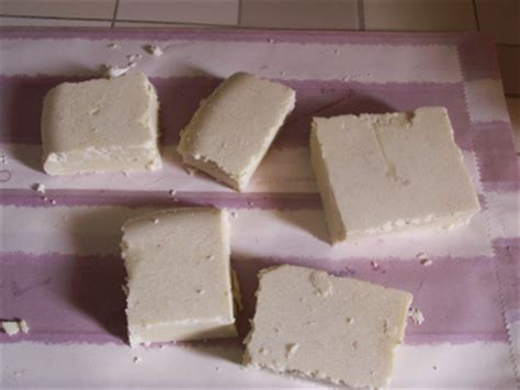 sufficient skin  homemade soap