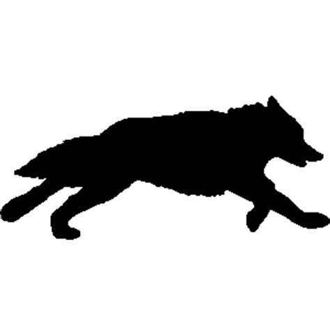 coyote clipart black and white wolf clipart coyote pencil and in color wolf clipart coyote