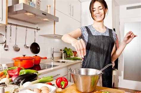cooking with the art of surviving without a meal plan