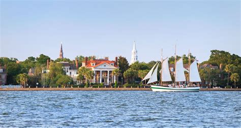 Boat Tours Charleston Sc by Charleston Sc Water Tours Ferries Boat Tours