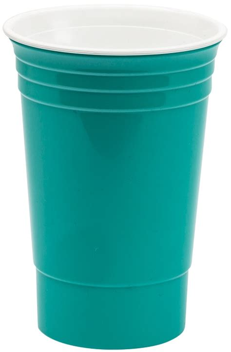 cup  oz double wall insulated party plastic cup cup leprechaun promotions