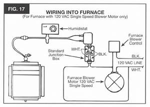 Furnace Blower Wiring Diagram