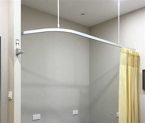 shower curtain ceiling track system tags ceiling mounted