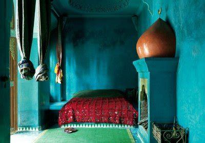 d馗oration chambre orientale déco chambre orientale turquoise