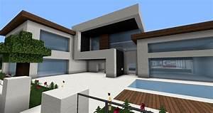 Moderne Häuser Bauen : moderne minecraft h user wolkenkratzer modernes haus best modern ho minecraft building ~ Buech-reservation.com Haus und Dekorationen