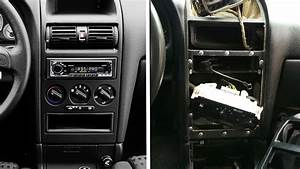 Opel Astra G - Uklanjanje Centralne Konzole