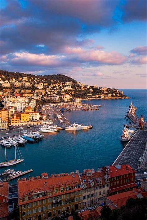Fluxblog : Nice Harbour, Cote d'Azur, France