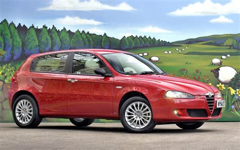Alfa Romeo 147 Hatchback Review (2001  2009) Parkers