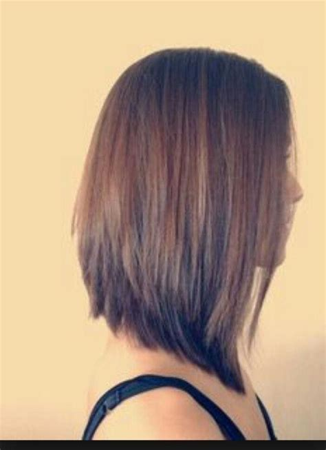 short in back long in front hairstyles classy gallery of