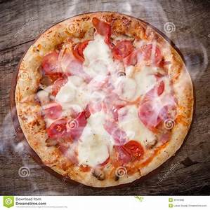 Delicious Italian Pizza Stock Photography - Image: 33797882