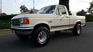 1989 Ford F150 4x4 Short Bed 5 8 Efi 351 V8 Automatic  A  C