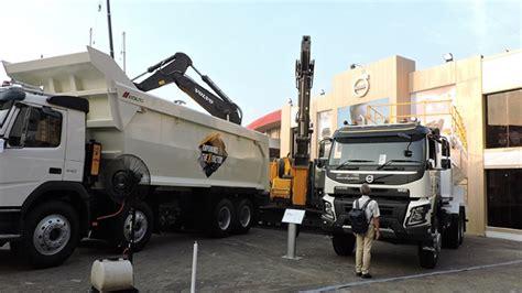 volvo trucks jajaran truk   shift  crawler