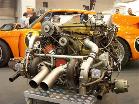 Porsche Parts by Porsche Engine And Porsche 935 On
