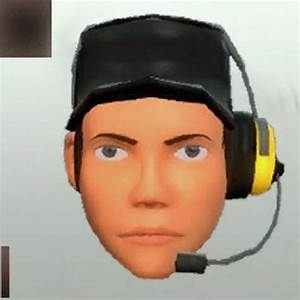 Female Scout Spy Mask (Team Fortress 2 > Skins > Spy ...