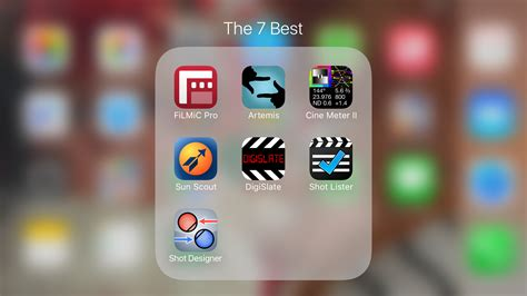 coolest iphone apps 7 best iphone filmmaking apps for 2017 denver