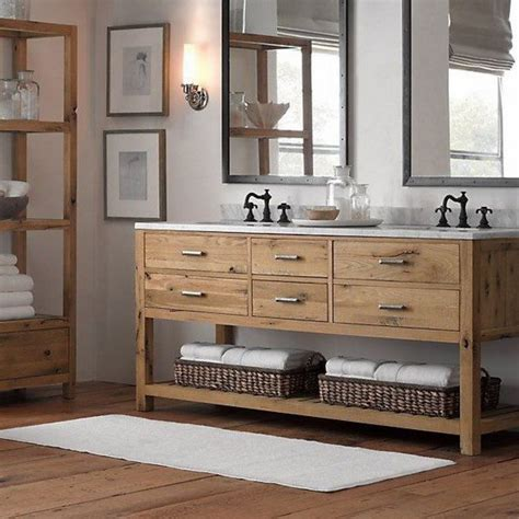 rustic bathroom vanity rustic bathroom vanity cabinets and accessories ideas Modern