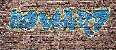 graffiti text effect in photoshop iceflowstudios design