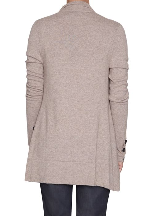 taupe sweater the milly taupe cardigan
