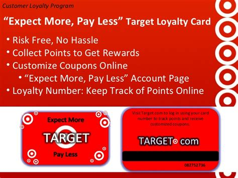 expect more pay less target marketing project