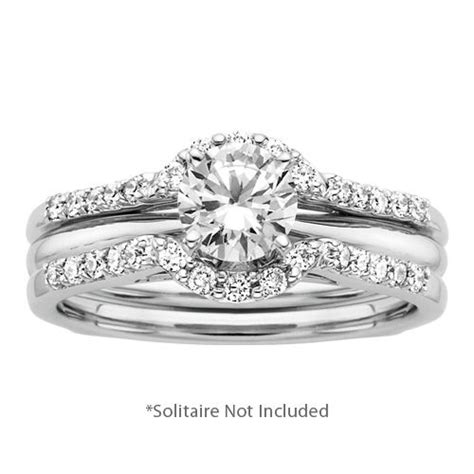 fred meyer jewelers  ct tw diamond solitaire ring