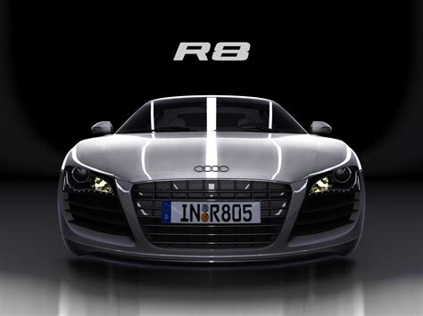 The Top Cars Ever Audi R8 V 12 Tdi Concept
